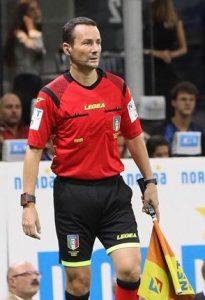 Alessandro Giallatini (Assistente Arbitrale)