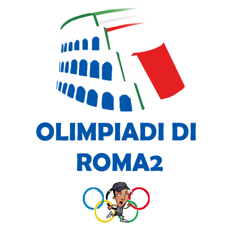 logo olimpiadi roma2