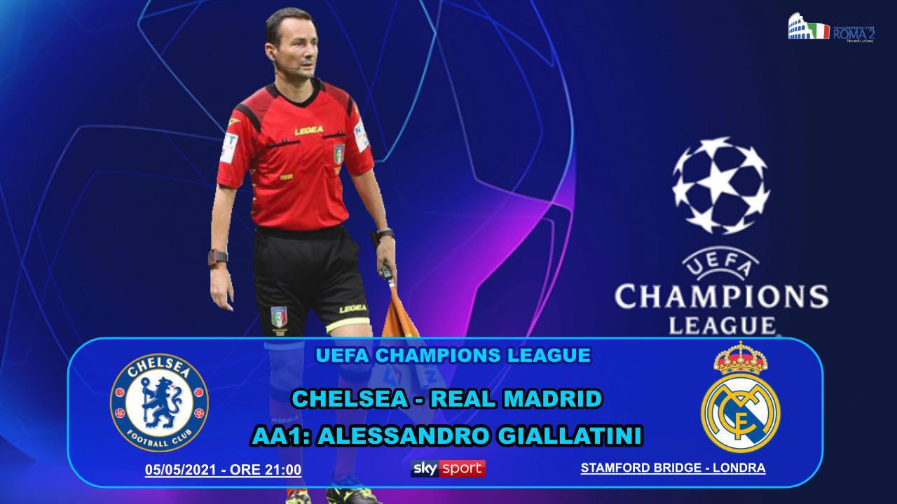 Semifinale di champions