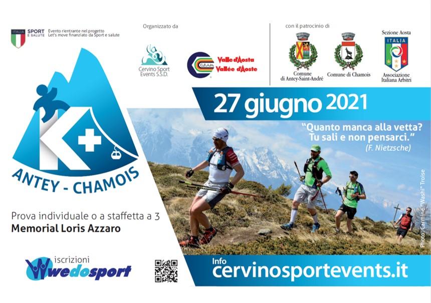 locandina K1 Aosta