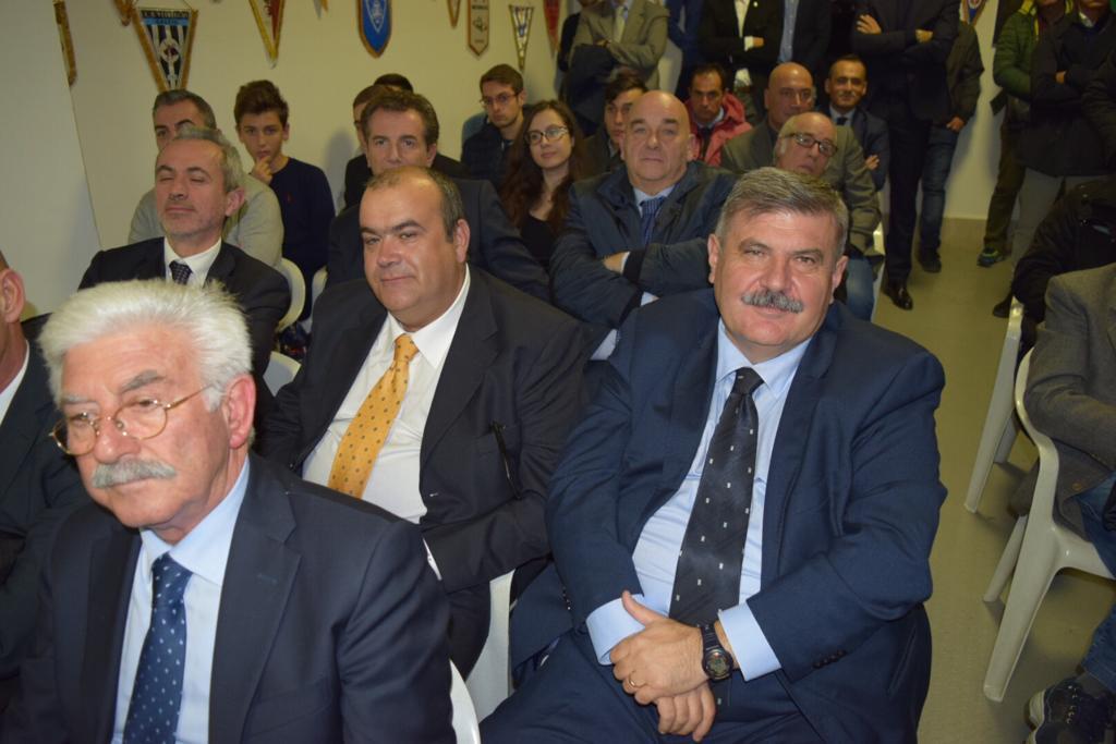 Stefano Mattera e Domenico Trombetta